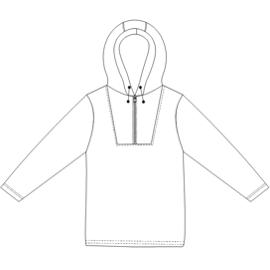 7884c9ba0 Buzo Polar 785   Buzos   HOMBRES   Patrones Industriales de Moda