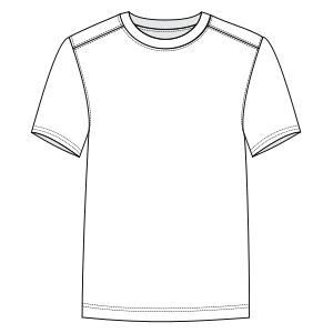 Camiseta running 3050   Remeras   HOMBRES   Patrones Industriales de ... ed0f499db50c8