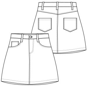 b5b0262a2 NENAS : Patrones Industriales de Moda