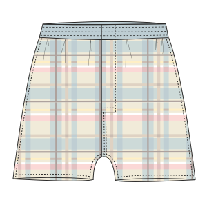 840d955e0370 Ropa Interior : HOMBRES : Patrones Industriales de Moda