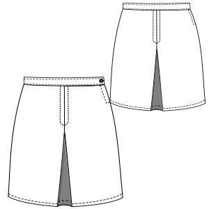 616835c85 UNIFORMES : Patrones Industriales de Moda