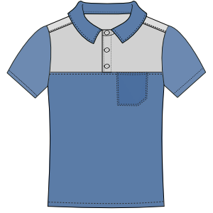 Easy dress patterns for domestic and professional users MEN
