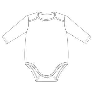 Consult our shop for sewing patterns BABIES
