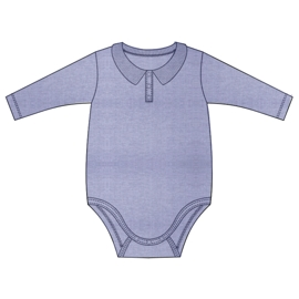 Browse our  sewing patterns Body 0125 BABIES Bodies