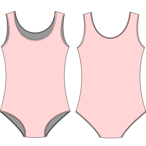All our patterns have been tested and they are ready for garments production ballet suit 6866 UNIFORMS Swimsuit