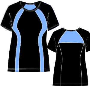 Browse our catalogue for sewing patterns Promoter t-shirt H 6827 UNIFORMS T-Shirts