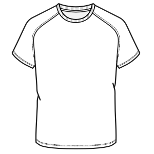 Browse our  sewing patterns T-Shirt 7100 MEN T-Shirts