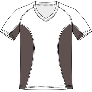 All our patterns have been tested and they are prepared for garments production T-Shirt 683 MEN T-Shirts