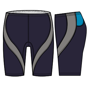 Browse through a offer of costume patterns Sportswear 2971 MEN Shorts