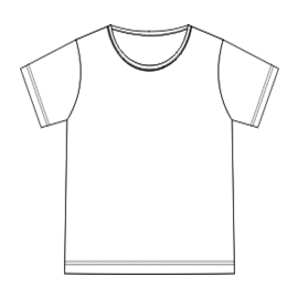 Browse our  sewing patterns T-Shirt 0003 BOYS T-Shirts