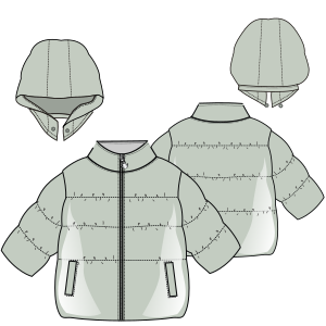 Easy dress patterns for  sew Jacket 612 BOYS Jackets