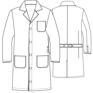 Browse our shop for sewing patterns Doctor smock 6002 UNIFORMS Shirts