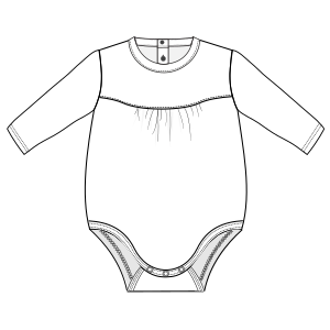 Browse through a  and nice assortment of costume patterns Body 6059 BABIES Bodies