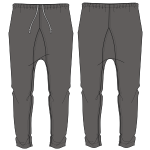 All our patterns have been tested and they are made for garments production Taekwondo trousers 7130 UNIFORMS Trousers